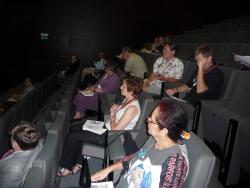 21 June - Audience
